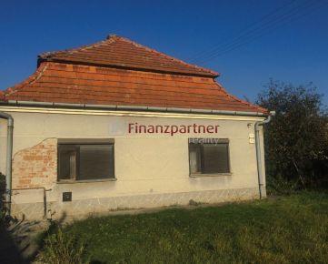 Ponúkame na predaj Starší rodinný dom: Pribeta (005-12-OLS)