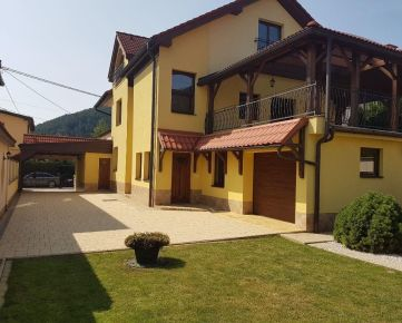 PREDANÝ :  Predaj - Nadštandartný rodinný dom - Belá  295.000 eur.