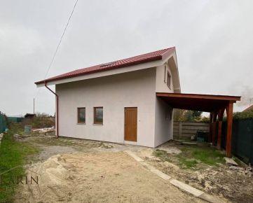 Na predaj Záhradný dom v Šamoríne, nízkoenergetická novostavba  5 minút peši od centra mesta