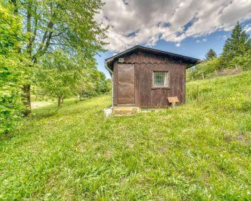 Záhradná chata na predaj, Vydumanec, Prešov