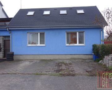 Na predaj 5 izbový rodinný dom v obci Viničné.