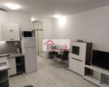 Ponúkame na prenájom nový 1 izb. byt s balkónom v NOVOSTAVBE SLNEČNICE MESTO.