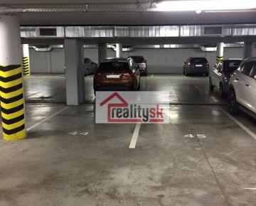 Garazove statie v novostavbe v Petrzalke (prenajom / predaj)