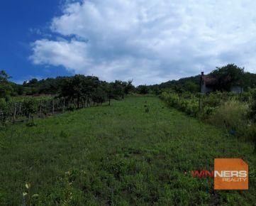 Exkluzívne ponúkame na predaj lukratívny pozemok v katastrálnom území Vinné