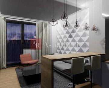 Predaj: 2 izbový byt s balkónom, 54 m2 B. Bystrica - Fončorda