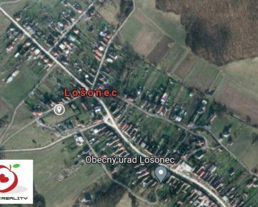 TRNAVA REALITY - stavebný pozemok pre výstavbu rodinného domu v obci Lošonec