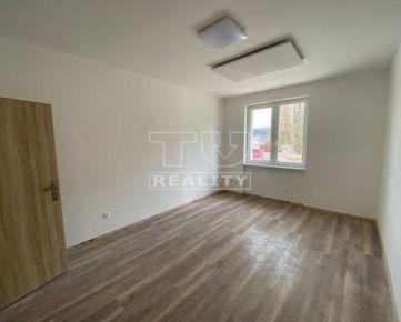 1+1 izbový kompletne rekonštruovaný tehlový byt - 33m2 - Trenčín. CENA: 61 500,00 EUR