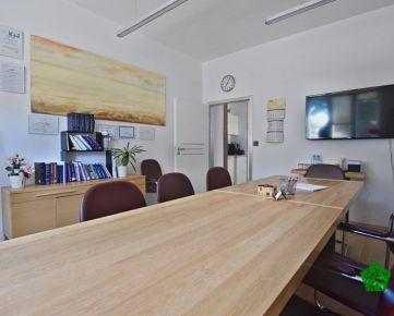 Krásne zariadené kancelárske priestory, BA I. Staré Mesto, Vajanského nábrežie