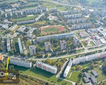 CENTURY 21 Realitné Centrum ponúka -Pekný pozemok na bytovú výstavbu, DOBRÁ CENA, PREŠOV