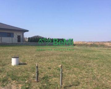 Exkluzívne -( Rezervované) Predaj stavebného pozemku v meste Nitra 087-14-VIG