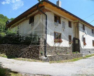 Dom na krásnych kopaniciach v Lubine na predaj.
