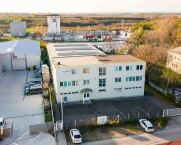 Na prenájom administratívna budova v kombinácii so skladovými priestormi v Stupave
