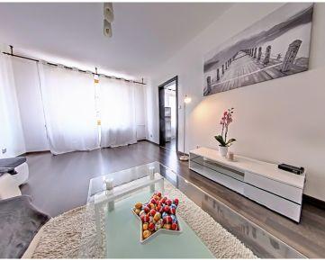 ***REKONŠTRUKCIA*** 2 izbový byt Banská Bystrica FONČORDA, 62 m2, 3D OBHLIADKA