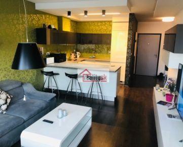 na prenájom 2-izbový luxusný byt na ulice Veterná sidlisko arboria v Trnave