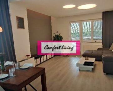 COMFORT LIVING ponúka - Nadštandardný 4 izbový byt s dvomi terasami v novostavbe