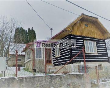 PREDAJ-Rodinný dom Turčiansky Peter