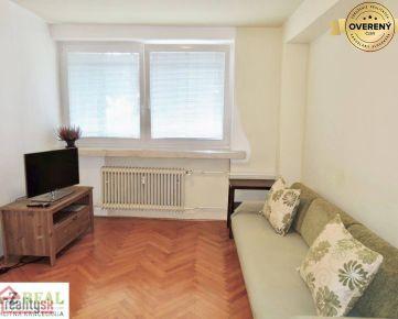 Predaj 1-izbového tehlového bytu na Kramároch