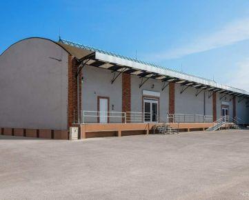 Prenájom výrobných priestorov 720 m2 v širšom centre