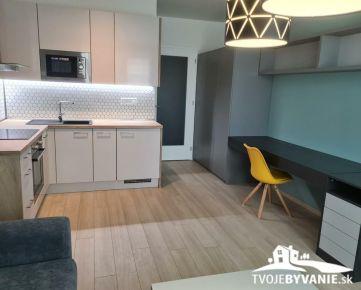Na predaj 1-izb. byt v novostavbe Pri Radnici