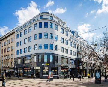 Prenájom kancelárii v Bratislave – Poštová ulica
