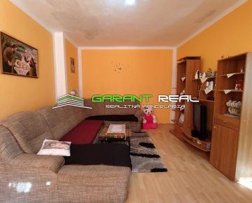 GARANT REAL - predaj 2 - izbový byt, 56 m2, Hviezdoslavova ulica, Giraltovce, okr. Svidník