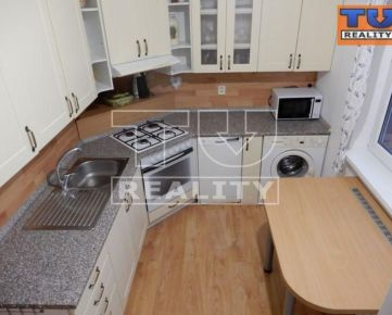 PREDAJ-3-izbový BYT, TEHLOVÝ bytový DOM, BALKÓN, Bernolákovo, 73,89 m2 CENA: 124 500,00 EUR