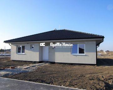 4-izbový bungalov v Miloslavove