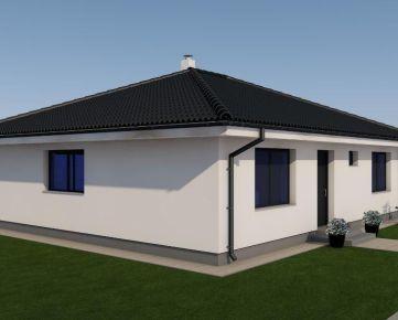 LEHNICE - predaj novostavby rodinného domu - pozemok 502 m2
