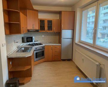 NA PRENÁJOM, zariadený 1 izbový byt, loggia, Trenčín, Bavlnárska ulica