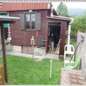 Záhradná chata 16m2, čiastočná rekonštrukcia