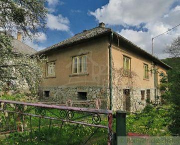 Päťizbový dom na okraji obce Drnava