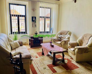 GARANT REAL - prenájom zariadený 3- izbový byt, nová rekonštrukcia, 52 m2, Prešov, centrum, Hlavná ul.