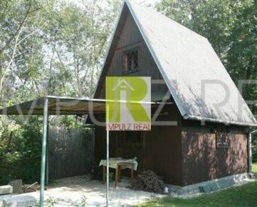 1085, 2 izbová chata, Košice - okolie, Malá Ida, pozemok 314 m2