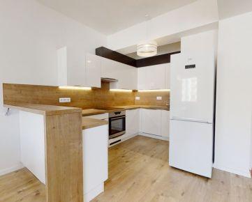 Prenájom veľkého 4i bytu v novostavbe Rudiny 2 | Žilina | 92 m2 | čiastočne zariadený