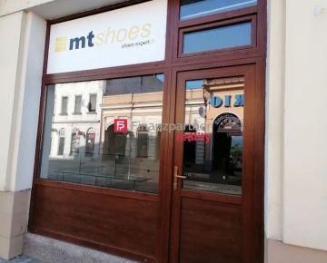 Prenájom obchodných priestorov- Nitra,Mostná