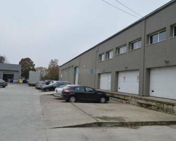 MAXFIN REAL - Výrobno - skladový priestor v Nitre s parkovaním