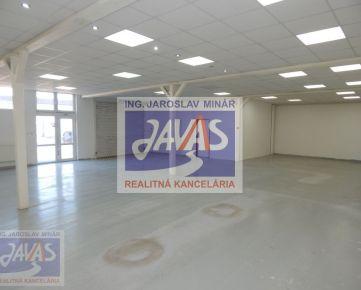 Prenájom Nitra skladový priestor, 200 m2