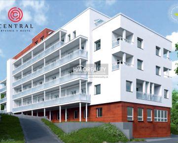HALO REALITY - Predaj, dvojizbový byt Banská Bystrica, Centrum, Komenského - NOVOSTAVBA