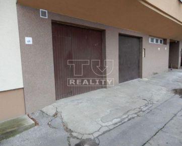 Prenájom, garáž o výmere cca 34 m2 (3,4 m x 10 m), Trnava, ulica Andreja Kubinu. CENA: 130,00 EUR/mesiac