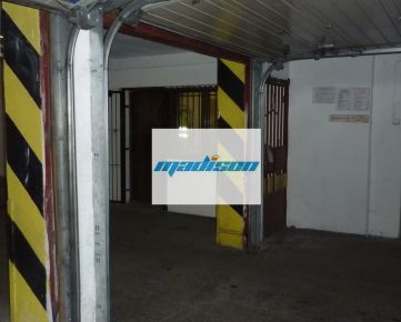 Prenajmeme garážové státie pri Zimnom štadióne, Ondavská ulica - ihneď k dispozícii