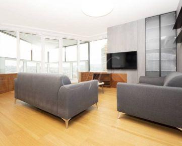 Exkluzívny 4i byt s terasou v novostavbe v Bratislave na prenájom