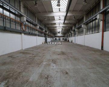LEXXUS-PRENÁJOM skladovo-výrobnú halu, BA III. , Vajnorská, 923 m2