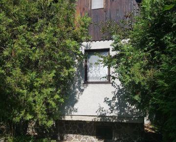 Na predaj chata Sokoľ zahradkárska oblasť -