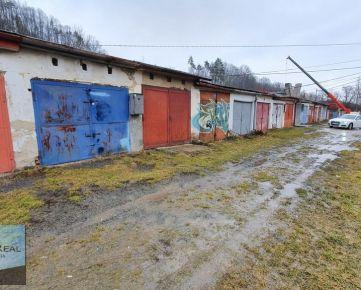 Murovaná, samostatná garáž - Levočská, Prešov