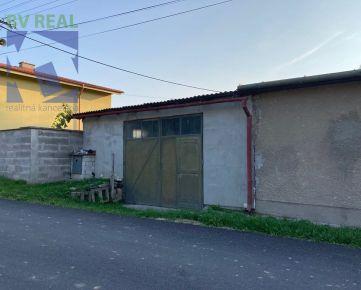 BV REAL Na prenájom garáž 42 m2 Čereňany okres Prievidza 70124