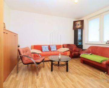 1 izbový byt vo výbornej lokalite na ulici ZNIEVSKA