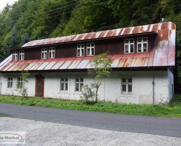 Na predaj budova v Hornom Jelenci