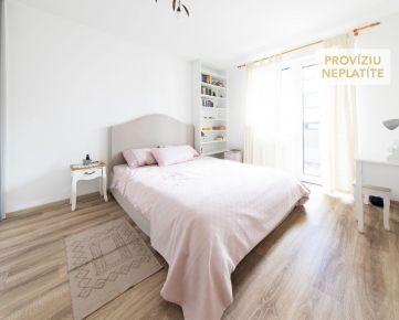 REZERVOVANÝ: Na prenájom slnečný 3 izbový byt v novostavbe STEIN s garážovým státím