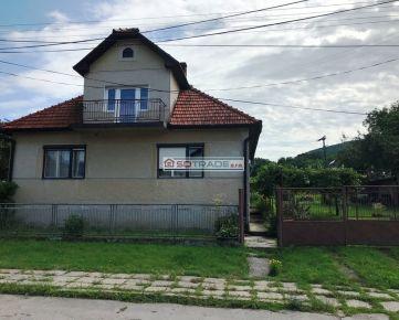 Predaj pekného domu v malebnej obci Rykynčice