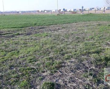 Veľký stavebný pozemok Čunovo, 11á, všetky IS,